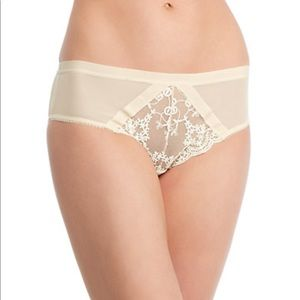 NWT. Free People daydreamer hipster panties
